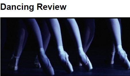 dancingreview