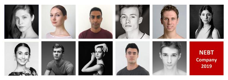 2019 dancers