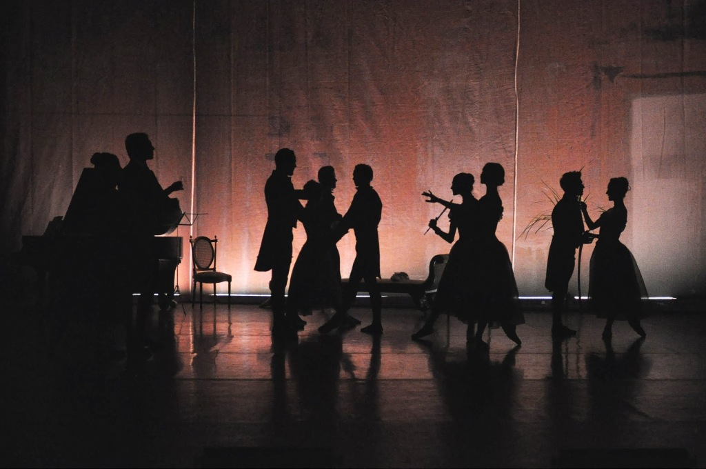 Kreutzer Sonata, chor. Andrew McNicol. Photo John Ross